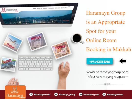 haramayn group booking Detail banner