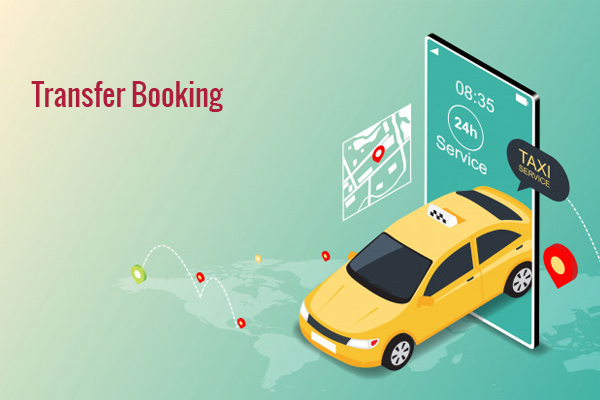 Haramayn Transfer booking