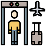 travel portal icon